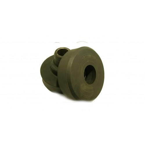 rubber engine mount  D43-D120-L89  JCB
